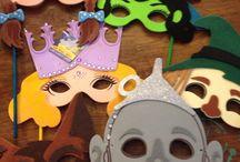 Mascaras / by Alicia Mencía