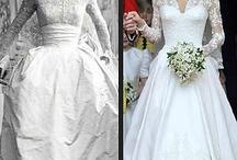 """WEDDING DRESSES / Dile """"sí quiero"""" en tu estilo. Rockera, boho, clásica,  romántica o minimal, pero siempre única.  / by Karla"""