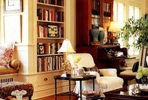 Living Room Spaces / by Nell Hill's