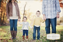 Family Photo Ideas / by Jessica Trammell