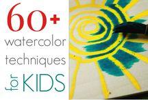 kid crafts / by Kristy Roberge