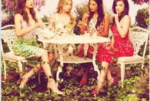 Pretty Little Liars <3 / by Nicole Smith