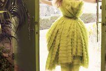 Dreamy Dresses... / by Christy Piwowarczyk