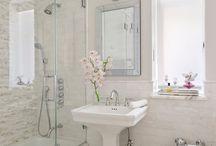 Bathrooms ideas / by Lily Brett