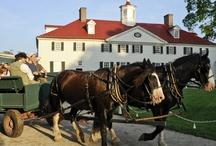Mount Vernon Va. (George Washington House) / by Cathy J