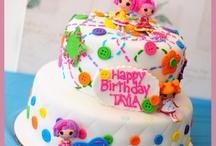 girls birthday / by Valerie Barrett