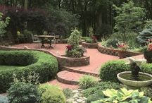 Tree Rings and Edging / Finishing touches and details by Cambridge Pavingstones with ArmorTec. / by Cambridge Pavingstones with ArmorTec