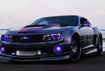Chevy Camaro / by Dione King