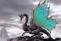 Dragons / . / by Jacqui Jellis