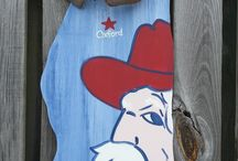 Hotty Toddy!! / by Mary Doty