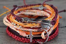 Stacks on Stacks on Stacks! / Bracelet stacks we love! / by Pura Vida Bracelets