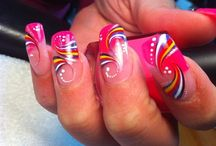 Nails / by Bertie Torres