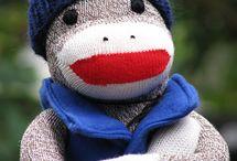 Sock Monkey / by Jenny Gettings