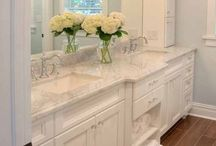 Bathroom Ideas / by Colleen Allers