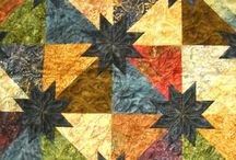 Quilt - geometric / by Glass Quilt