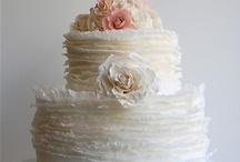 Jason and Anna's Cake / by Suzanne Martinez-Gardner