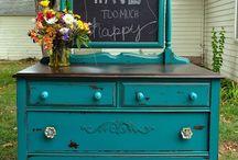 Furniture, Furniture, Furniture / by Amber Farris