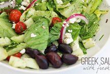 salads / by Sheree Burton