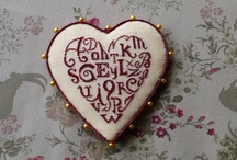 sweet cross stitch / by Sonja Meichle Johnson