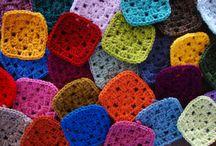 learning to crochet / by Jorie Sus