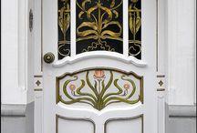 Design: Art Nouveau / The beauty of Art Nouveau / by Susan L. Greig