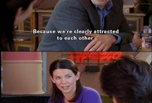 Gilmore girl quotes! / by Brenda Thompson