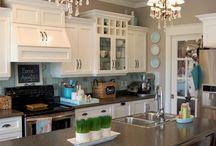 My new kitchen / by Tanya Richard