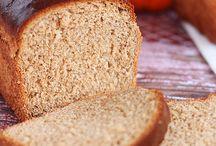 Bread Recipes / by Kelly Harmeson