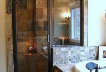 Bathrooms / Kitchens / by Sara Doug Mooney