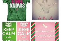 Alpha Kappa Alpha / by Mrs. Beads