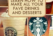 Starbucks my favorite / by Kathy Babbitt