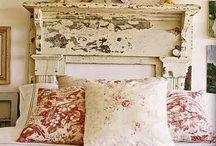 Bedroom / by Misty Hawkins Turner