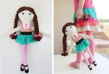 Dolls / by Silvia Greenbaum