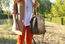 My Style / Clothing, shoes, purses, hair and makeup ideas. / by Gina Murphy