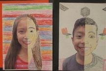 Art Lesson Ideas / by Liz Avelar