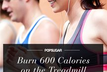 TREADMILL WORKOUTS / by Reese Hall