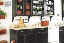 Kitchen makeover  / by Tammy Koehler