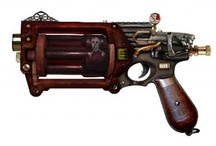 weapons I like / by LeRoy Weum