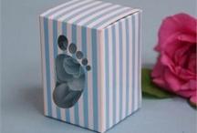 Baby favors / by Emmanuelle De Maeseneer