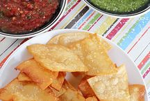 yum...chip 'n dip... / delicious dip recipes / by Debbie Young