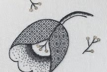 Embroidery & cross stitch / by Ronnie Maroshek