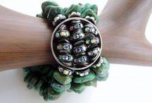 ARTISAN BRACELETS / by Lori Frantz-Koenig Jewelry
