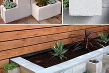 Container gardens / by Barbara Trotsky