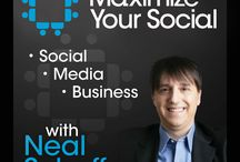 Social Media Podcasts / by Neal Schaffer | Maximize Social Business