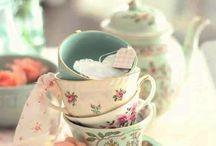 ♥ Tea Time / Thee / Tee ♥ / by LoeLaLoep