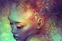 art / by Maymouna Sissoko