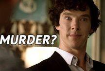 Sherlock & Cast / by Rashmi Iyer