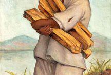 Muralismo. Escuela mexicana  / by Gabriela Farias