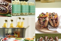 Party food / by Tori Lou