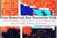 Memorial Day / Memorial Day Projects, Printables, Decor, etc.  / by Carol Swett